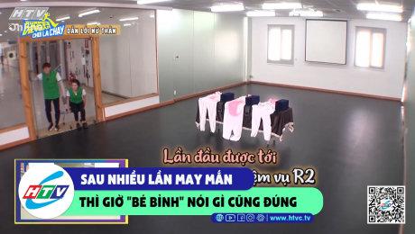 """Xem Show CLIP HÀI Sau nhiều lần may mắn thì giờ """"Bé Bỉnh"""" nói gì cũng đúng HD Online."""